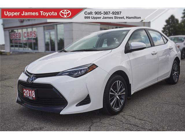 2018 Toyota Corolla LE (Stk: 81059) in Hamilton - Image 1 of 20