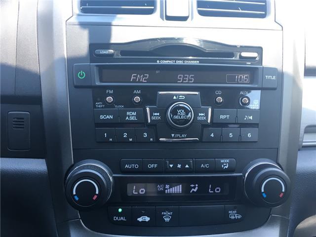 2011 Honda CR-V EX (Stk: 1708W) in Oakville - Image 22 of 28