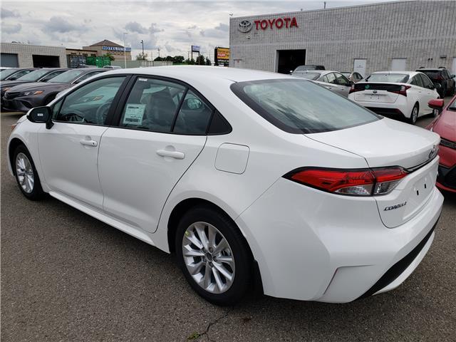 2020 Toyota Corolla LE (Stk: 20-123) in Etobicoke - Image 8 of 8
