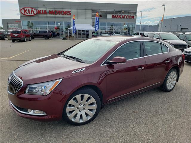 2015 Buick LaCrosse Leather 1G4GC5G38FF162656 P4540A in Saskatoon