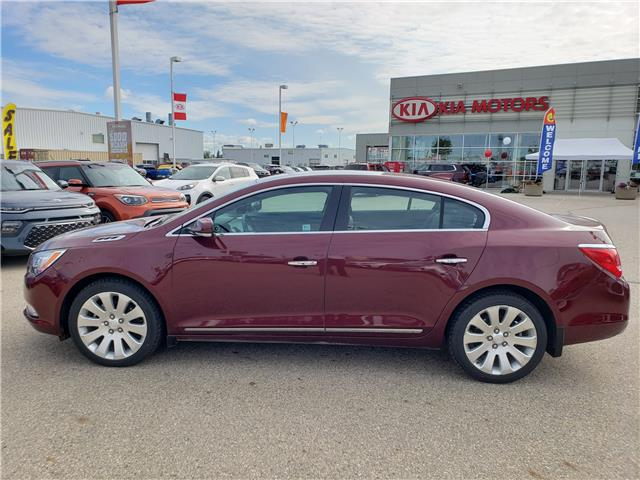 2015 Buick LaCrosse Leather (Stk: P4540A) in Saskatoon - Image 28 of 29