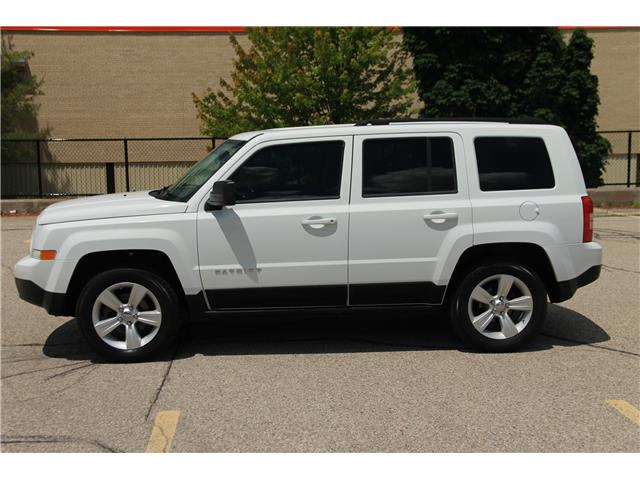 2011 Jeep Patriot Sport/North (Stk: 1906267) in Waterloo - Image 2 of 25