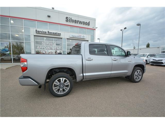 2019 Toyota Tundra Platinum 5.7L V8 (Stk: TUK009) in Lloydminster - Image 13 of 18