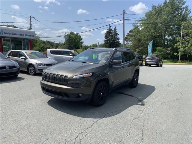 2015 Jeep Cherokee North (Stk: ) in Lower Sackville - Image 1 of 15