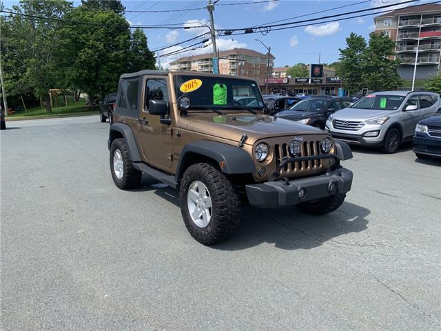 2015 Jeep Wrangler Sport (Stk: ) in Lower Sackville - Image 2 of 15
