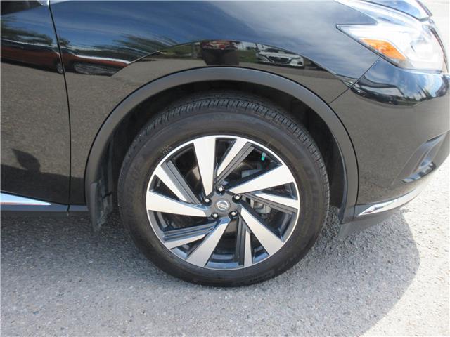 2018 Nissan Murano Platinum (Stk: 9033) in Okotoks - Image 23 of 28