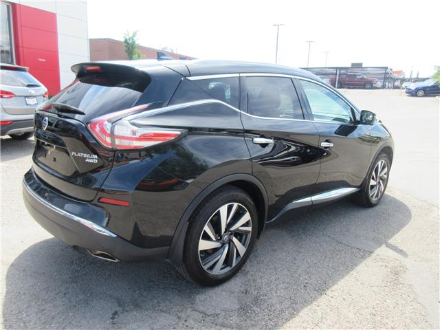 2018 Nissan Murano Platinum (Stk: 9033) in Okotoks - Image 24 of 28