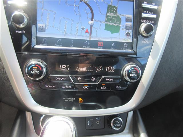 2018 Nissan Murano Platinum (Stk: 9033) in Okotoks - Image 8 of 28
