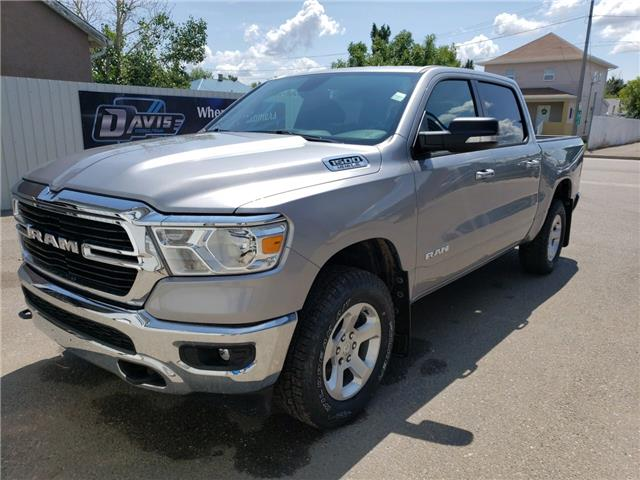 2019 RAM 1500 Big Horn 1C6SRFFT1KN885177 15397 in Fort Macleod