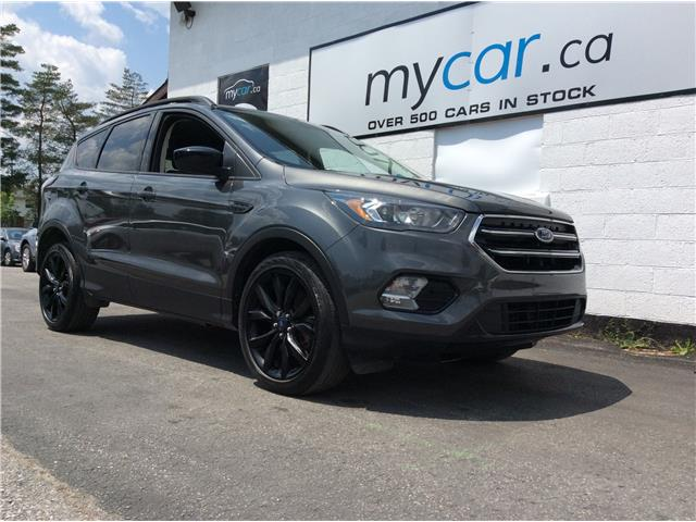 2017 Ford Escape SE (Stk: 190905) in Kingston - Image 1 of 19