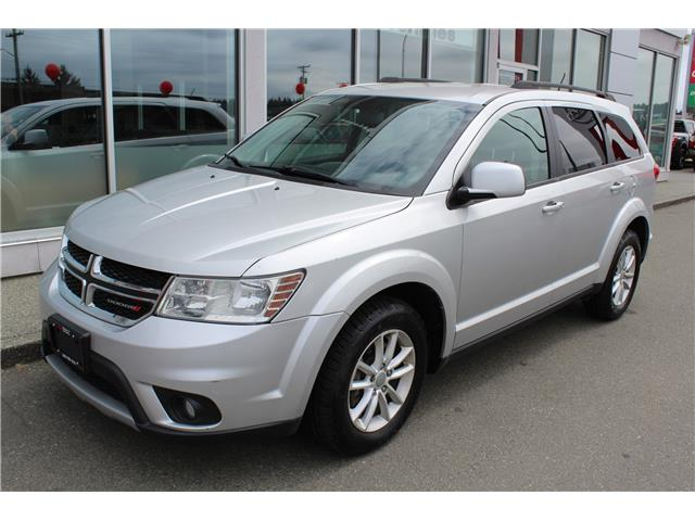 2013 Dodge Journey SXT/Crew (Stk: P0192A) in Nanaimo - Image 1 of 9