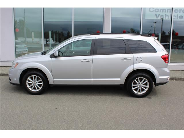 2013 Dodge Journey SXT/Crew (Stk: P0192A) in Nanaimo - Image 2 of 9
