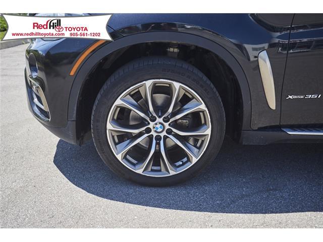 2015 BMW X6 xDrive35i (Stk: 70618A) in Hamilton - Image 6 of 27