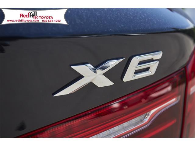 2015 BMW X6 xDrive35i (Stk: 70618A) in Hamilton - Image 10 of 27