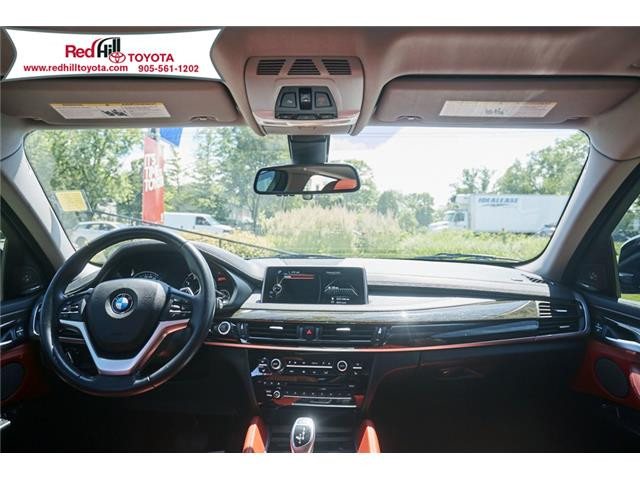 2015 BMW X6 xDrive35i (Stk: 70618A) in Hamilton - Image 15 of 27