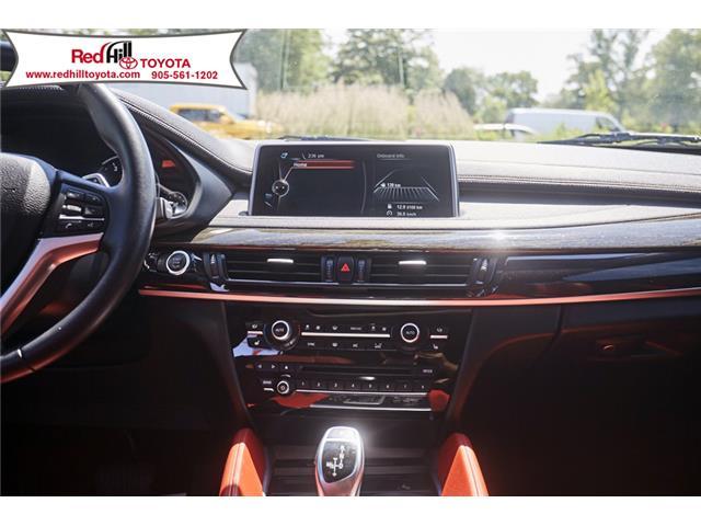 2015 BMW X6 xDrive35i (Stk: 70618A) in Hamilton - Image 16 of 27