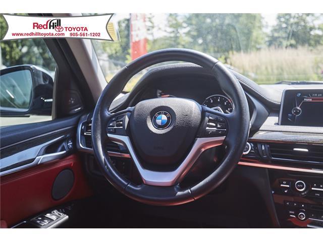 2015 BMW X6 xDrive35i (Stk: 70618A) in Hamilton - Image 17 of 27