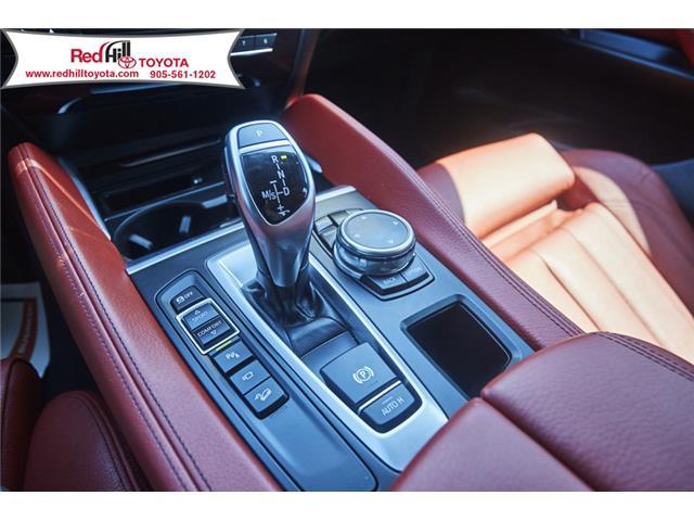 2015 BMW X6 xDrive35i (Stk: 70618A) in Hamilton - Image 23 of 27