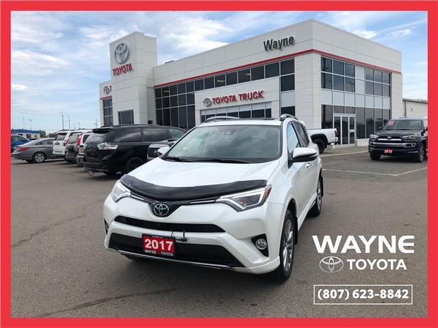2017 Toyota RAV4 Limited (Stk: 21726-1) in Thunder Bay - Image 1 of 30