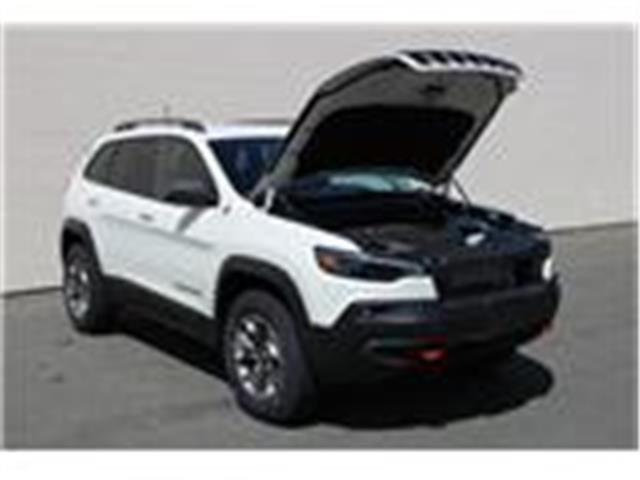 2019 Jeep Cherokee Trailhawk (Stk: D468068) in Courtenay - Image 9 of 26