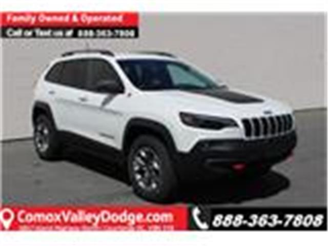 2019 Jeep Cherokee Trailhawk (Stk: D468070) in Courtenay - Image 1 of 26
