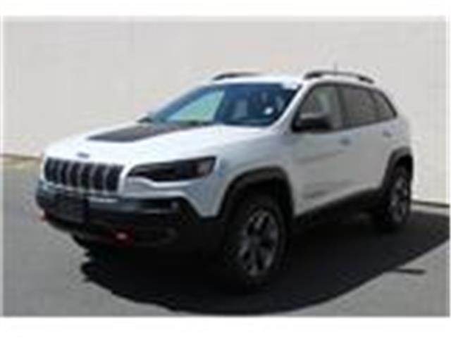 2019 Jeep Cherokee Trailhawk (Stk: D468070) in Courtenay - Image 3 of 26