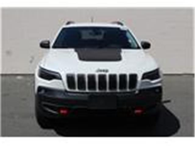 2019 Jeep Cherokee Trailhawk (Stk: D468070) in Courtenay - Image 2 of 26