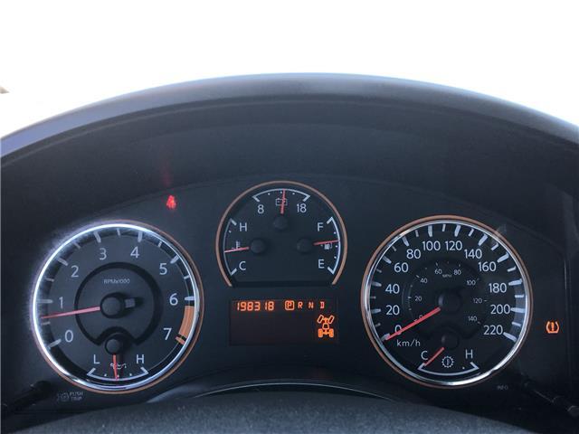 2011 Nissan Titan SL (Stk: 19SB587A) in Innisfil - Image 14 of 19