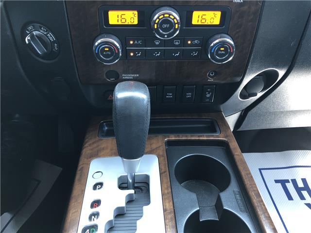 2011 Nissan Titan SL (Stk: 19SB587A) in Innisfil - Image 16 of 19