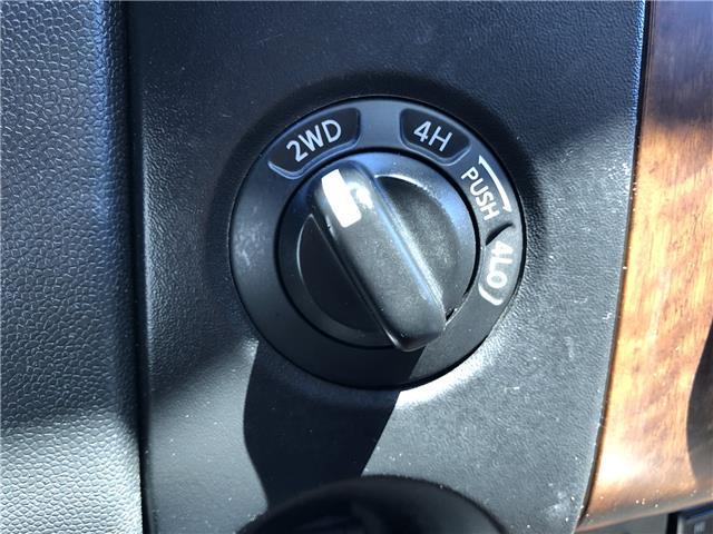 2011 Nissan Titan SL (Stk: 19SB587A) in Innisfil - Image 17 of 19