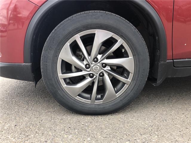 2015 Nissan Rogue SL (Stk: 190297A) in Cochrane - Image 9 of 14