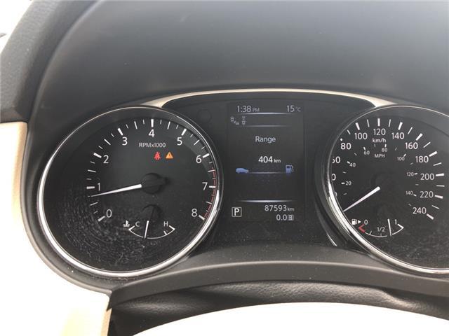 2015 Nissan Rogue SL (Stk: 190297A) in Cochrane - Image 13 of 14