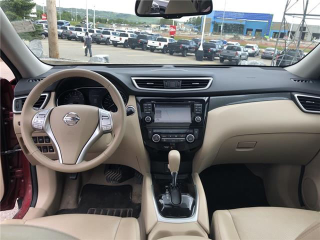 2015 Nissan Rogue SL (Stk: 190297A) in Cochrane - Image 14 of 14