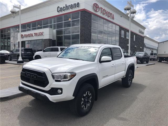 2018 Toyota Tacoma TRD Off Road (Stk: 2880) in Cochrane - Image 1 of 14