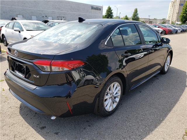 2020 Toyota Corolla XLE (Stk: 20-031) in Etobicoke - Image 5 of 10