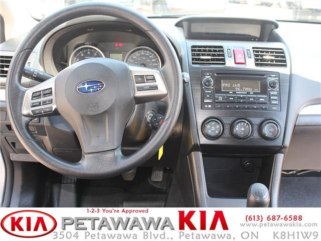 2014 Subaru Impreza  (Stk: 19223-2) in Petawawa - Image 10 of 22