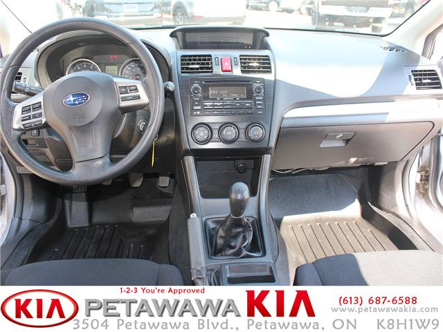 2014 Subaru Impreza  (Stk: 19223-2) in Petawawa - Image 9 of 22
