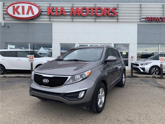2014 Kia Sportage LX (Stk: 40015A) in Prince Albert - Image 1 of 17