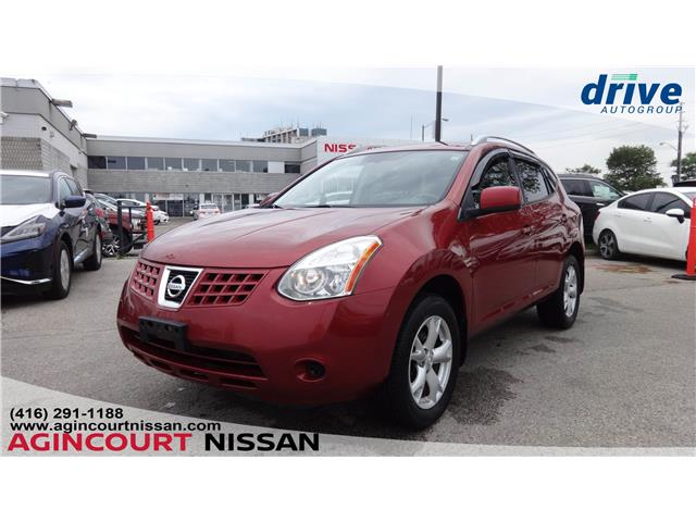 2008 Nissan Rogue SL (Stk: KC822269A) in Scarborough - Image 1 of 16