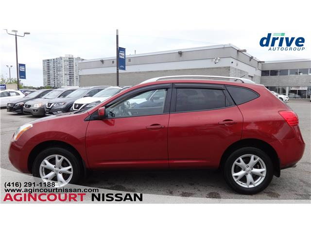 2008 Nissan Rogue SL (Stk: KC822269A) in Scarborough - Image 2 of 16