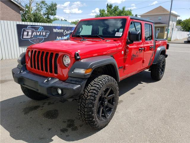 2020 Jeep Gladiator Sport S (Stk: 15066) in Fort Macleod - Image 1 of 19