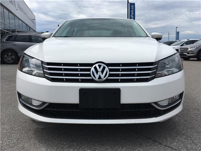 2014 Volkswagen Passat 2.0 TDI Highline (Stk: 14-24954) in Barrie - Image 2 of 25