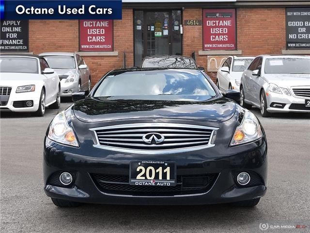 2011 Infiniti G37x Luxury (Stk: ) in Scarborough - Image 2 of 25