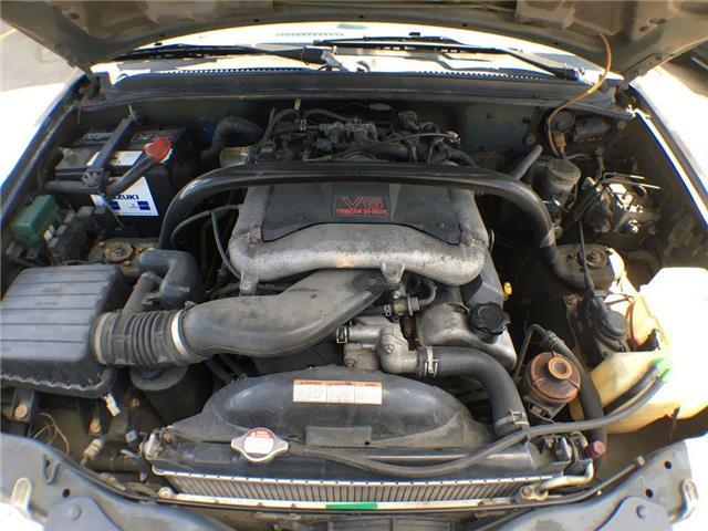 2000 Suzuki Grand Vitara SUV AWD ALLOY WHEELS, ROOF RACK, POWER