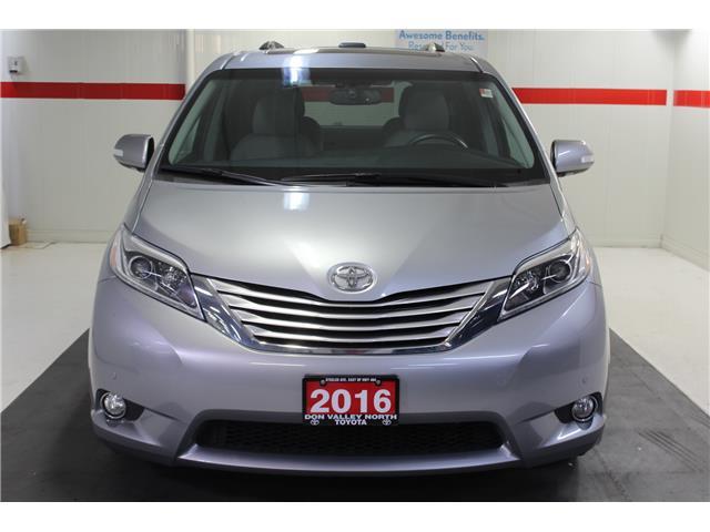 2016 Toyota Sienna Limited 7-Passenger (Stk: 298614S) in Markham - Image 3 of 28