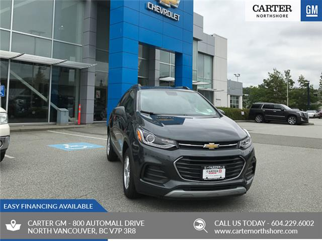 2019 Chevrolet Trax LT (Stk: 9TX20530) in North Vancouver - Image 1 of 13
