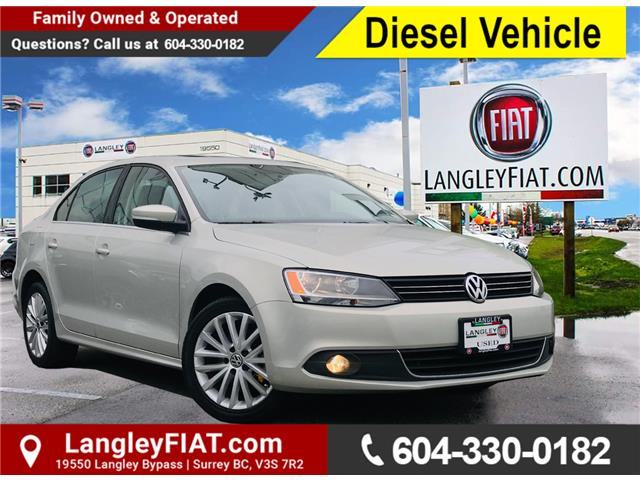 2012 Volkswagen Jetta 2.0 TDI Highline (Stk: LF010440) in Surrey - Image 1 of 23