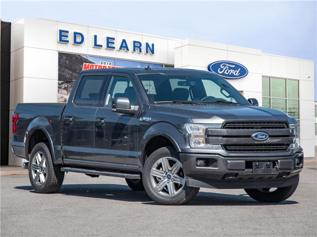 2019 Ford F-150 Lariat (Stk: 19F1665) in St. Catharines - Image 1 of 24