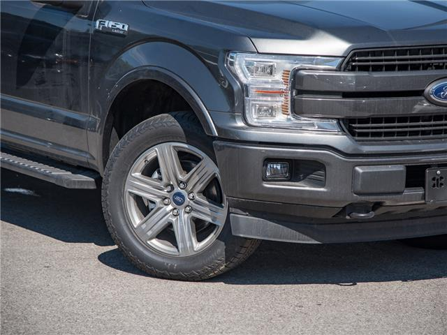 2019 Ford F-150 Lariat (Stk: 19F1665) in St. Catharines - Image 7 of 24