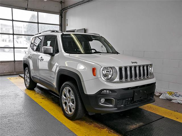 2018 Jeep Renegade Limited (Stk: X-6122-0) in Burnaby - Image 2 of 25